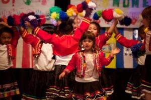 At the Fiesta